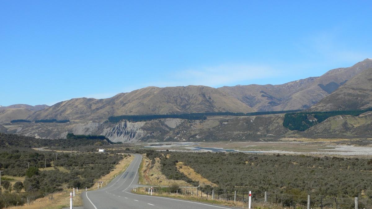 Alpine Pacific Triangle Tourist Route