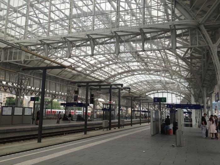 ザルツブルグ駅
