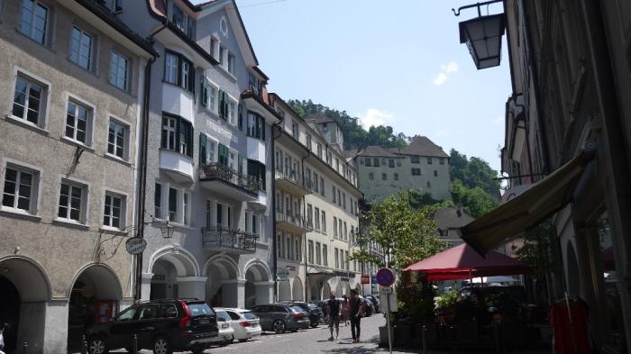 フェルトキルヒ旧市街