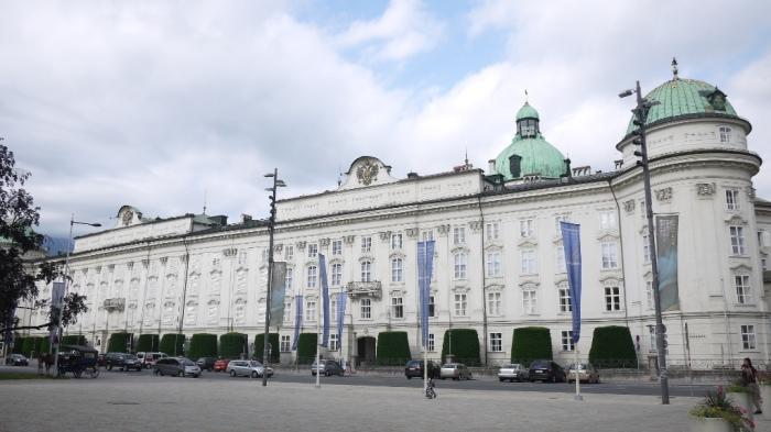 インスブルック王宮