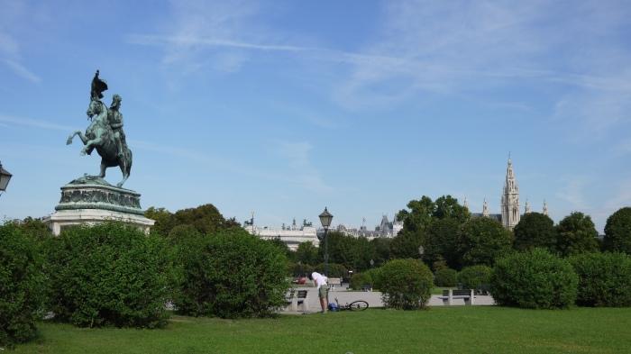 フォルクス庭園